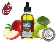 Apple Snap Ejuice by Snap Liquids 120ml