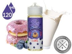 Blueberry Donuts by Marina-Vape 120ml