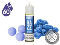 Bubble Razz by Chubby Bubble Vapes 60ml