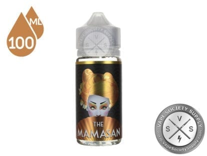 Guava Pop Ejuice by The Mamasan 100ml