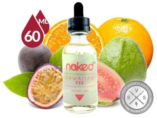 Hawaiian POG by Naked 100 60ml