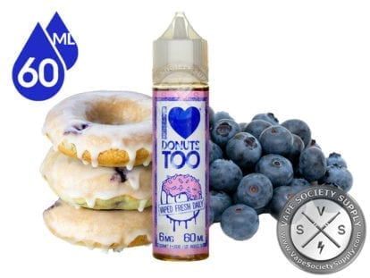Mad Hatter I Love Donuts Too 60ml