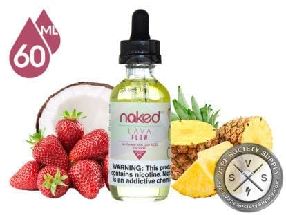 Lava Flow by Naked 100 E juice 60ml