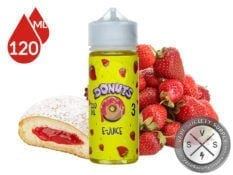 Marina Vape Strawberry Donuts 120ml