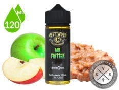 Cuttwood Mr. Fritter Ejuice 120ml