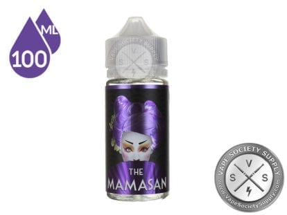 PURPLE CHEESECAKE BY THE MAMASAN 100ML