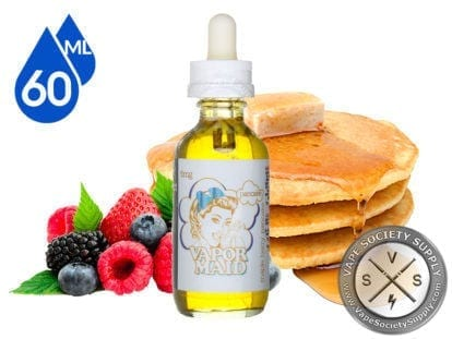 Pancake Maple Berry Ejuice by Vapor Maid 60ml