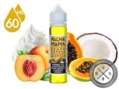 Peach Papaya Coconut Cream - Pachamama 60ml