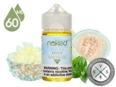 Polar Breeze by Naked 100 Menthol 60ml