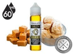Sea Salt Caramel Ice Cream Ejuice by Charlie's Chalk Dust 60ml
