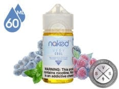 Very Cool by Naked 100 Menthol 60ml