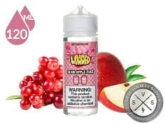 Loaded Cran Apple 120ml E-Liquid