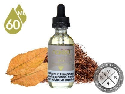 Euro Gold Tobacco by Naked 100 60ml