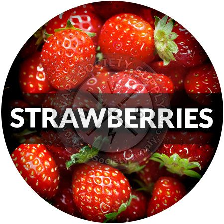 strawberry flavor vape juice