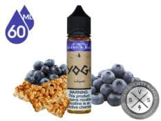 YOGI Blueberry Granola Bar 60ml Eliquid