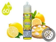 Lemon Tart E juice by Dinner Lady 60ml