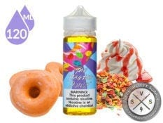 Food Fighter Juice Raging Donut Ejuice 120ml