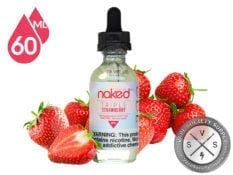 Triple Strawberry by Naked 100 60ml