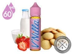 Tinted Brew Strawberry Nilla Vapors 60ml