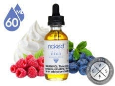 Azul Berries by Naked 100 Cream 60ml
