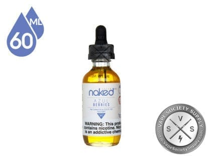 Azul Berries by Naked 100Cream 60ml