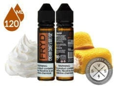 FRYD Cream Cake Ejuice 120ml