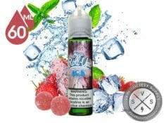 Strawberry Ice by Juice Roll Upz Ice 60ml