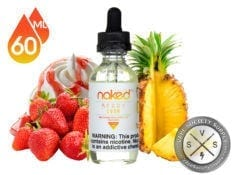 Berry Lush By Naked 100 Cream 60ml