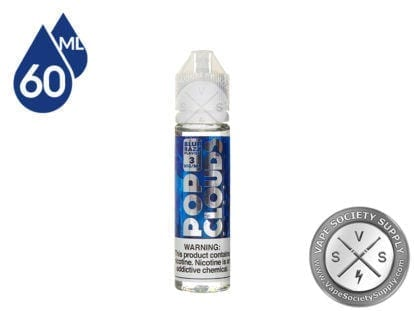 BlueRazz by Pop Clouds 60ml