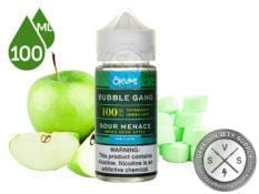 Bubble Gang 100ml SourMenace