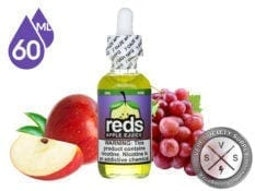 Grape Reds Apple Ejuice by Vape 7 Daze 60ml