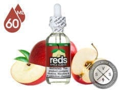 7 Daze Reds Apple 60ml Eliquid