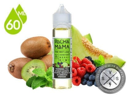 The Mint Leaf Ejuice by Pachamama 60ml