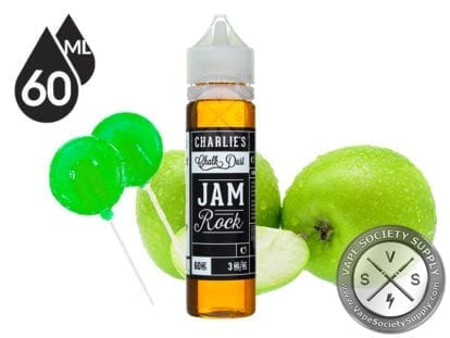 Jam Rock Ejuice by Charlie's Chalk Dust 60ml