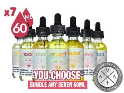 Naked 100 Original Line Bundle 420ml