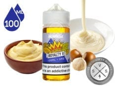 Vapetasia Royalty II Eliquid 100ml