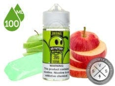 Wild Apple Ejuice by Air Factory Eliquids 100ml
