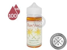 Summer Vibes Ejuice by Ripe Vapes 100ml