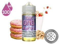 Beard Vape Co The One Strawberry 100ml Eliquid