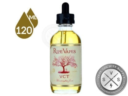 VCT by Ripe Vapes 120ml