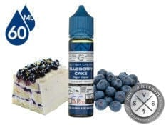 Glas Blueberry Cake 60ml Eliquid