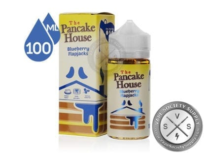 Blueberry Flapjacks by The Pancake House 100ml