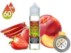 Fuji Apple Strawberry Nectarine - Pachamama 60ml