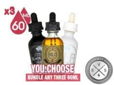 Kilo Bundle 3x60ML (180ml)