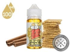Keep It 100 Krunchy Squares 100ml eliquid