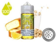 Beard Vape Co The One Lemon 100ml Ejuice