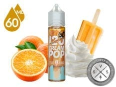Mad Hatter 120 Cream Pop 60ml