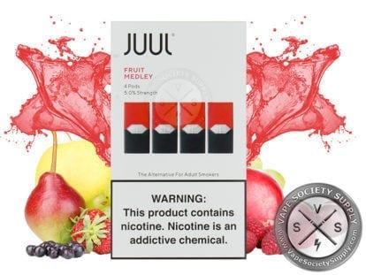 JUUL Pods by JUUL 4 pack Limited Edition