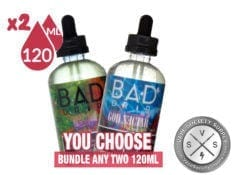 BAD DRIP BUNDLE 240ml (2x120ml)