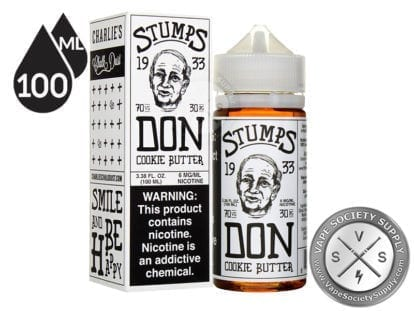 DON BY CHARLIE'S CHALK DUST STUMPS 100ML